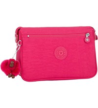 Kipling Puppy Textile Cosmetic Bag Cherry Pink C