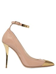 Balmain 110Mm Lilea Patent Leather Pumps