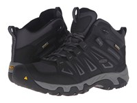 Keen Oakridge Mid Waterproof Magnet Gargoyle Men's Waterproof Boots Gray
