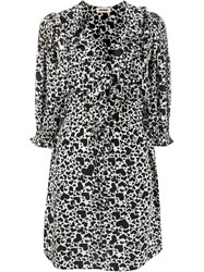 Zadig And Voltaire Roni Heart Print Dress 60