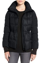 Canada Goose Women's Bayfield Quilted Down Jacket Ink Blue