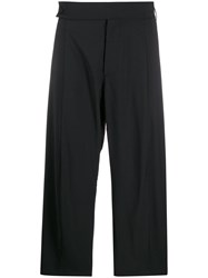 Odeur Cropped Wide Leg Tailored Trousers 60