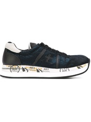 Premiata 'Conny' Sneakers Blue