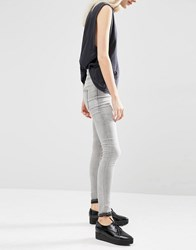Cheap Monday High Spray Super Skinny Jeans Mad Grey
