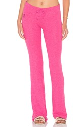 Wildfox Couture Basic Pants Pink