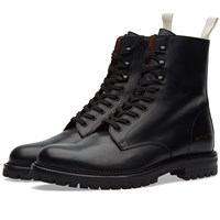 Common Projects Winter Combat Boot Black