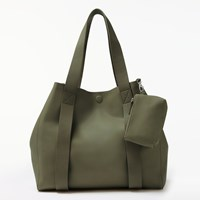 John Lewis Kin By Erika Large Tote Bag Green