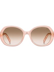 Marc Jacobs Eyewear 377 S Sunglasses Pink