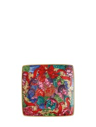 Versace Reflections Of Holidays Valet Tray Multicolor