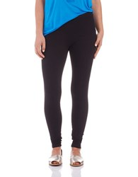 Kensie Stretch Waist Leggings Black