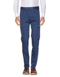 Yes Zee By Essenza Casual Pants Blue
