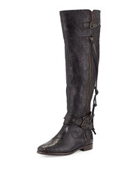 Collection Nicoletta Scored Over The Knee Boot Ugg Australia Nero