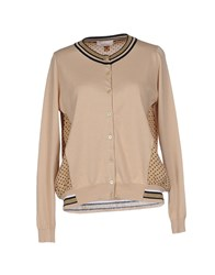 Guardaroba By Aniye By Knitwear Cardigans Women Beige
