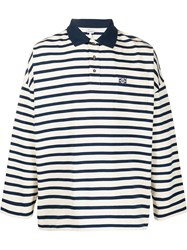 Loewe Striped Polo Shirt 60
