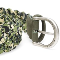 Andersons Anderson's Woven Camo Belt Green
