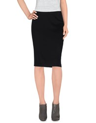 Street One Skirts Knee Length Skirts Women Black