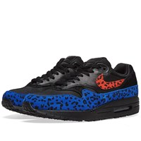 Nike Air Max 1 Premium W 'Animal Pack' Black