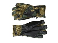 Burton Baker 2 In 1 Under Glove Floral Camo Extreme Cold Weather Gloves White