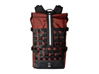 Chrome Barrage Cargo Brick Black Bags Red