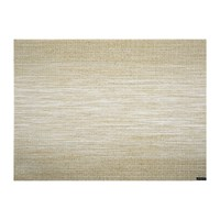 Chilewich Ombre Rectangle Placemat Gold