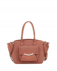 Time's Arrow Jo Medium Leather Tote Bag Venus