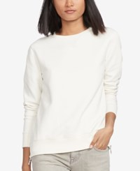 Polo Ralph Lauren Side Zip Sweatshirt Nevis