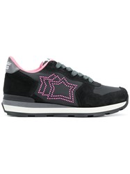 Atlantic Stars Vegas Sneakers Black