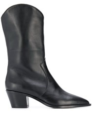 The Seller Western Boots Black
