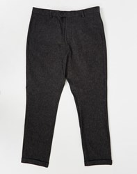 Selected Aston Dark Grey Trouser