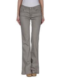 Jacob Cohen Jacob Coh N Denim Pants Grey