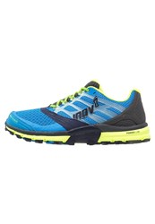 Inov 8 Inov8 Trailtalon 275 Trail Running Shoes Blue Navy Grey Lime