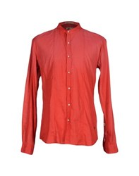 Red Soul Shirts Shirts Men