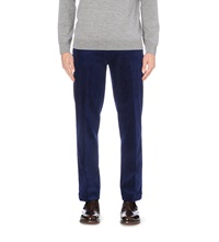 Ralph Lauren Newport Classic Fit Trousers 32 Fall Royal