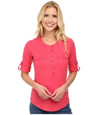 Kuhl Khloe Watermelon Women's Long Sleeve Pullover Pink