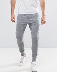 Esprit Jersey Jogger With Cuff Grey