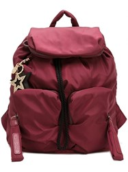 See By Chloe 'Joyrider' Backpack Red