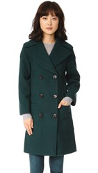 Mih Jeans Richards Coat Bottle Green