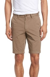 Brax Men's Flat Front Stretch Cotton Shorts