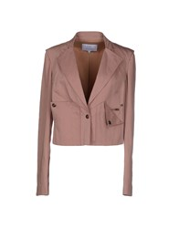 Gianfranco Ferre Gf Ferre' Suits And Jackets Blazers Women Light Brown