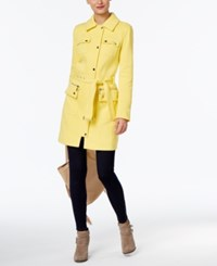 Inc International Concepts Belted Walker Coat Only At Macy's Sunray