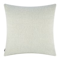 Amara Herringbone Cushion 60X60cm Duck Egg