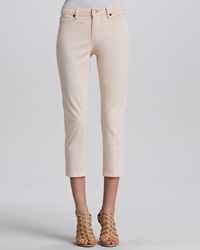 Christopher Blue Jackie Twill Gab 72 Cropped Pants 6
