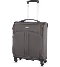 Antler Aire C1 Four Wheel Cabin Case 55Cm Grey