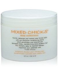 Mixed Chicks Deep Conditioner 8 Oz From Purebeauty Salon And Spa