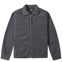 Nigel Cabourn X Lybro Short Jacket Grey