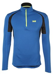 Helly Hansen Pace Sports Shirt Indie Blue