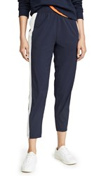 Splits59 Hill Crop Pants Indigo Off White