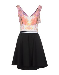 Silvian Heach Dresses Short Dresses Women Black