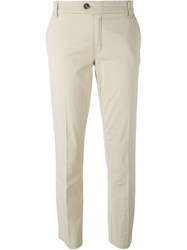 Tory Burch Classic Chinos Nude And Neutrals