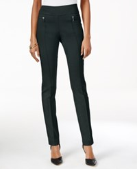 Styleandco. Style Co. Skinny Pull On Pants Only At Macy's Carbon Grey